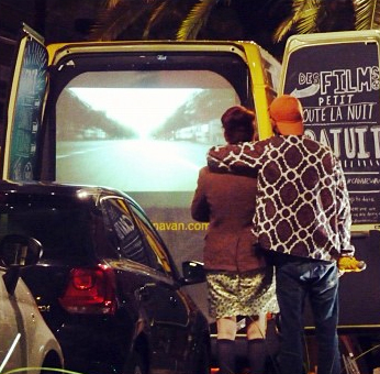 Cannes in a Van Film Festival